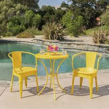 Bistro Patio Tables Modern Outdoor Bistro Tables Allmodern