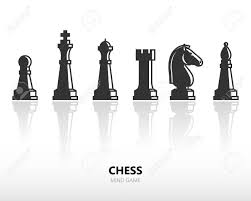 vector set of chess pieces images u0026 stock pictures royalty free