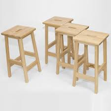wooden lab stool 560sh pack of 4