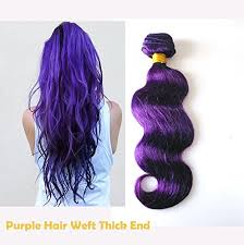purple hair extensions top 17 best purple hair extensions