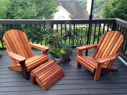 Redwood Adirondack Chair Redwood Adirondack Chairs Modern Concept With Plans Brinkey