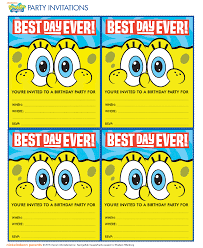 http www nickelodeonparents com spongebob best day ever party