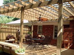 get the shade you need with a pergola or covered porch pergolas