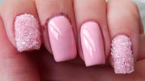 best light pink nail designhttp nails side blogspot com