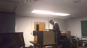 Sauder Palladia L Shaped Desk by Sauder Desk Assembly Youtube