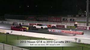 nissan gtr quarter mile stock fastest quickest 2013 nissan gt r stock runs 10 87 125 mph drag
