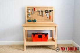 5 Workbench Ideas For A Small Workshop Workbench Plans Portable by 17 Free Workbench Plans And Diy Designs