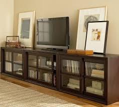 tv stand glass door best 25 long tv stand ideas on pinterest diy entertainment