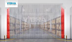 strip doors and curtains freezer photo curtain door air plastic