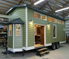 tiny house town the cado by thimble homes 300 sq ft