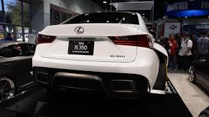 lexus sport 2014 lexus unveils their deviantart design challenge is 350 f sport at sema