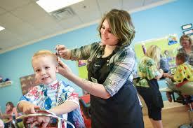 kids haircut salon
