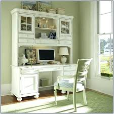 Sauder Harbor View Computer Desk With Hutch Antiqued White Sauder Harbor View Computer Desk With Hutch Antiqued White Amazing