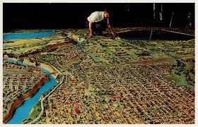1964 World S Fair Map by Local History Lester Associates Inc White Plains Public Library