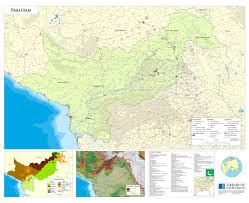 Detailed Map Of China by Maps Of Pakistan Detailed Map Of Pakistan In English Tourist