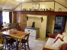 irish cottage interior living room kitchen google search new