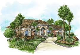 Mediterranean Style House Plans by Mediterranean House Plans Florida House Plans House Plans Home