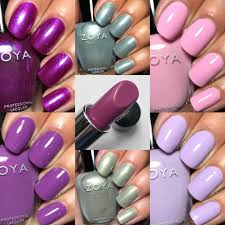 my nail polish obsession zoya charming collection spring 2017