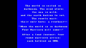 Final Fantasy 1 World Map by Final Fantasy Intro Music Nes 1987 Youtube