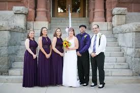 courthouse wedding ideas kerri emiliano s intimate courthouse wedding weddbook