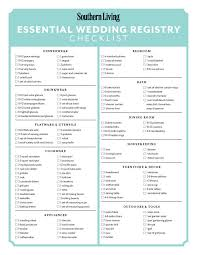 wedding registration list wedding registry ideas