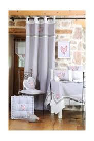 rideaux pas cher rideaux à oeillets pas cher rideau blanc gris
