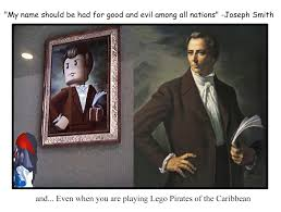 Joseph Smith Meme - joseph smith in lego pirates of the caribbean game seminary d c
