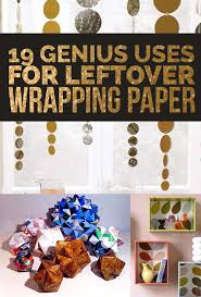 where the things are wrapping paper 19 clever ways to use leftover wrapping paper