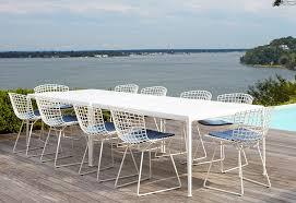 Bertoia Dining Chair Bertoia Side Chair Designed By Harry Bertoia Twentytwentyone