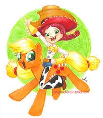 jessie toy story tags derpibooru pony