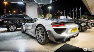 porsche 918 spyder white porsche 918 spyder weissach package 17 may 2017 autogespot