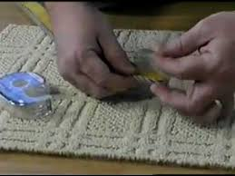 Make Rug From Carpet Cheapest Way To Make Your Own Area Rug The Size Of Your Choice Go