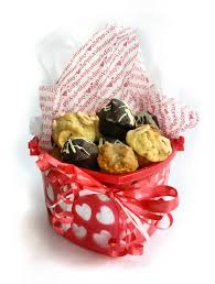 heart healthy gift baskets heart shaped muffin basket healthy hound bakery treats that are