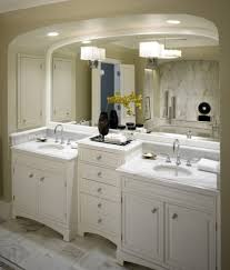 Modern Double Sink Bathroom Vanity by Bathroom Transitional Bathroom Ideas Modern Double Sink