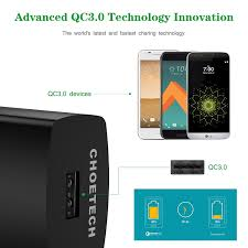 amazon black friday usb power for ligthing acble amazon com quick charge 3 0 choetech usb wall charger usb c