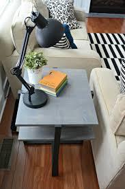 livingroom end tables diy living room end table u2014 decor and the dog