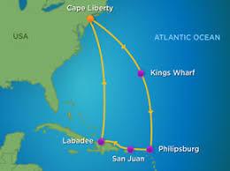 map usa bermuda 9 nite bermuda and caribbean rc anthem nj 2017