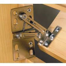 pull down attic stair hardware drop down door hinge pull down