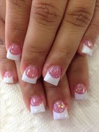 best 25 white tip nails ideas on pinterest french manicure