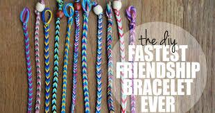 color string bracelet images The diy fastest friendship bracelet ever jpg