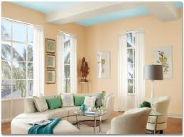 behr interior paint this color combination of flashy sapphire and