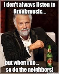 Greek Meme - music meme