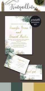 best 25 gold wedding invitation sets ideas on pinterest blush