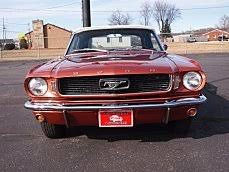 1966 Ford Mustang Black 1966 Ford Mustang Classics For Sale Classics On Autotrader