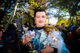 Game Thrones Halloween Costume Tompkins Square Park Halloween Dog Parade Anthony Rubio Designs
