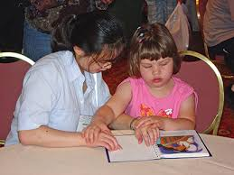 How To Interact With Blind People Parenting Without Sight What Attorneys Social Workers And