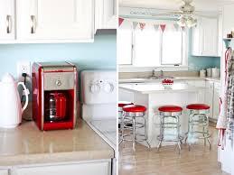 mode de lis kitchen remodel retro style