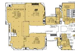 yorkdale floor plan retail insider exclusive content