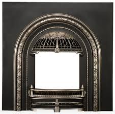 Cast Iron Fireplace Insert by Cast Iron Fireplace Inserts U0026 Surrounds