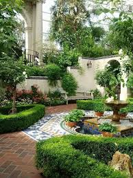 Italian Garden Ideas 23 Italian Garden Design And Decorating Ideas For Small Spaces